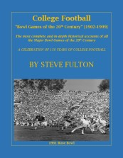 Bowl Games of the 20th Century COVER