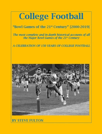 Bowl Games of the 21st Century - COVER