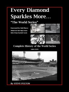 2020-Cover Every Diamond Sparkles More...The World Series